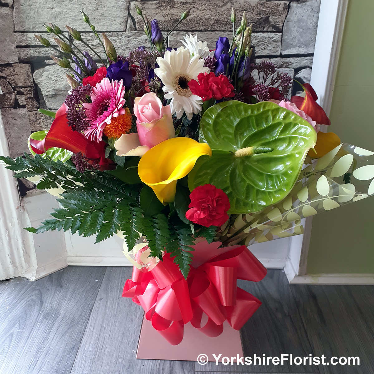 Yorkshire Florist Real And Artificial Flowers For All Occasions Popular Favourites And Custom Made Arrangements Free Local Delivery Available